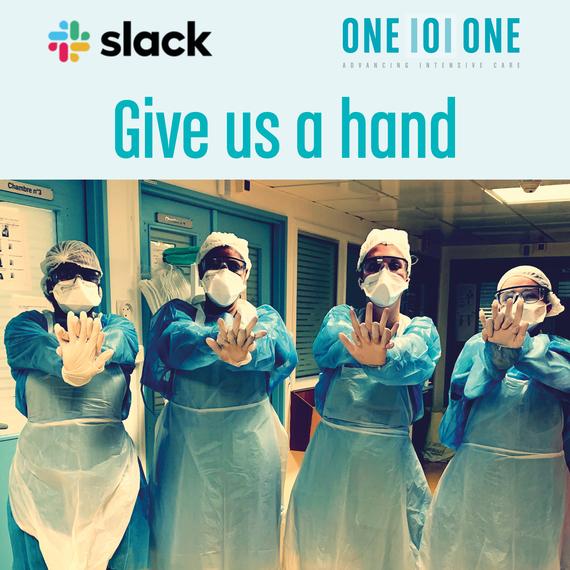 Slack x 101 : Aidez la réanimation à vous aider